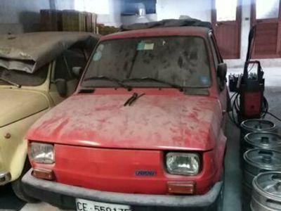 usata Fiat 126 d'epoca