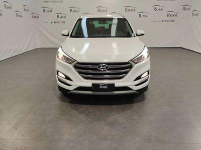 usata Hyundai Tucson 1.7 crdi Xpossible 2wd 141cv dct