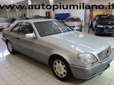 usata Mercedes CL500 500 SEC // S500 cat Coupé //