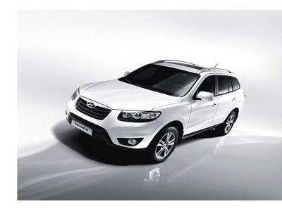 usado Hyundai Santa Fe 2.2 CRDi VGT 4WD Style 7pti rif. 11292326