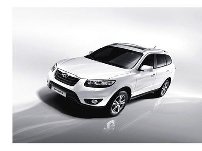 brugt Hyundai Santa Fe 2.2 CRDi VGT 4WD Style 7pti rif. 11292326