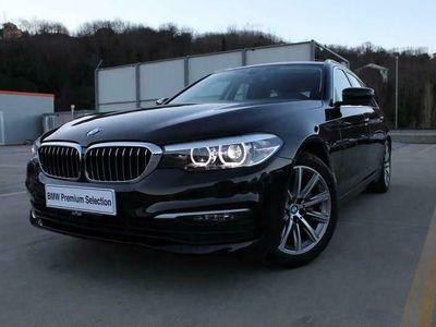 usata BMW 520 Serie 5 Touring d aut. Touring Business