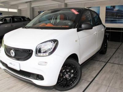 begagnad Smart ForFour 90 0.9 Turbo Twinamic Passion rif. 11178096