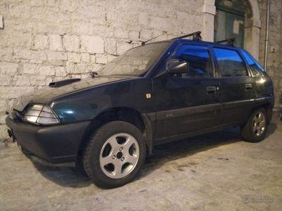 usata Citroën AX 4x4 1.4 75cv METANO