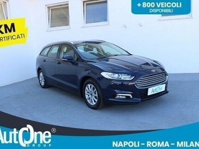 usata Ford Mondeo 2.0 Tdci 150cv Business Powershift Automatic Navi