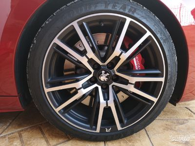 usata Peugeot RCZ R thp 270cv euro 6