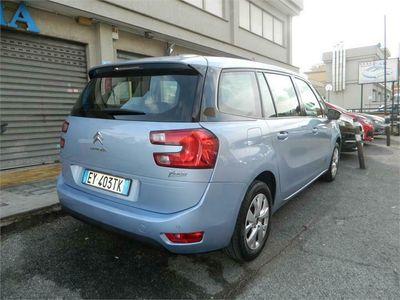 usata Citroën Grand C4 Picasso 1.6 e-HDI 115CV ETG6 7P