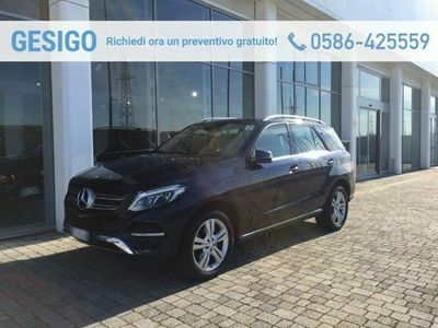 gebraucht Mercedes GLE250 d Exclusive Plus