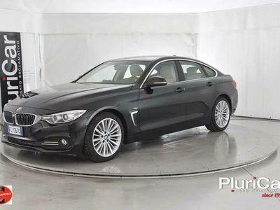 usata BMW 420 Gran Coupé d 190cv Luxury Navi Pelle EURO6