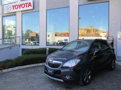 gebraucht Opel Mokka MOKKA1.7 CDTI Ecotec 130CV 4x2 Sta
