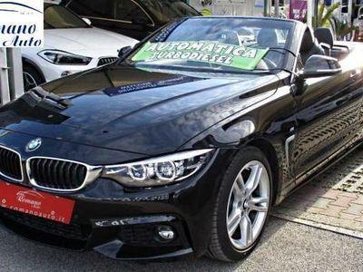 used BMW 420 Serie 4 Cabrio d Cabrio Msport