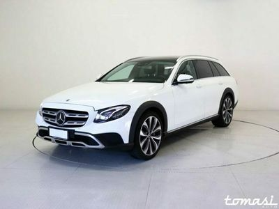 usata Mercedes E350 S.W. 4Matic Premium Plus All-Terrain