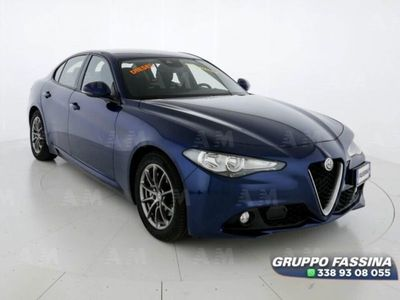 gebraucht Alfa Romeo Giulia Giulia 2.2 Turbodiesel 150 CV AT8 Business2.2 Turbodiesel 150 CV AT8 Business