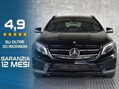 usata Mercedes GLA200 d Automatic 4Matic Sport A