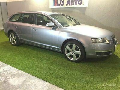 usata Audi A6 A6 3ª serieAvant 2.0 16V TDI F.AP. multitronic Ambiente