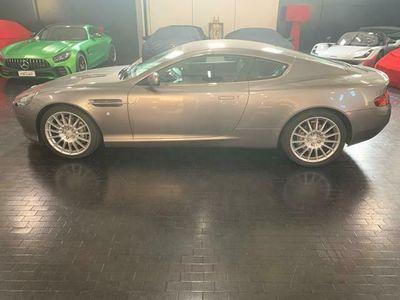 usata Aston Martin DB9 Coupé Touchtronic NAVI SERVICE FULL PERMUTE