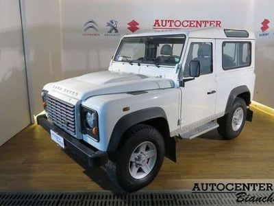 usata Land Rover Defender Defender90 2.4 TD4 AUTOCARRO