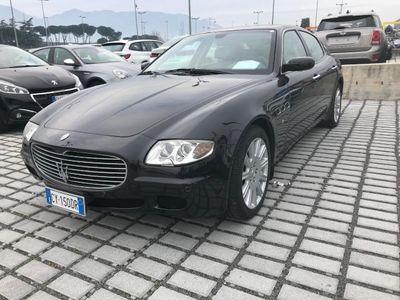 usata Maserati Quattroporte 4.2 V8 *DuoSelect/navi/tetto*