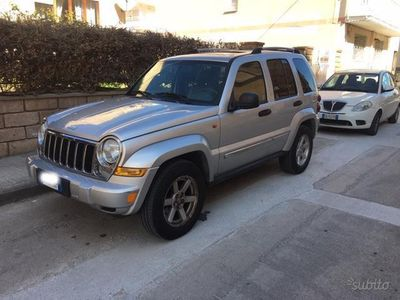 used Jeep Cherokee 2.8 CRD Limited AUTOMANCA