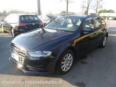 usata Audi A4 Avant 2.0 TDI 143CV F.AP. mult. Business