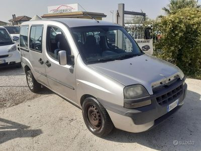 usata Fiat Doblò Dobl 1.9 MJT 105 CV Dynamic