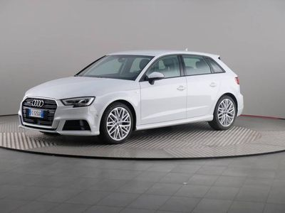usata Audi A3 Sportback 2.0 Tdi Quattro Edition Sport