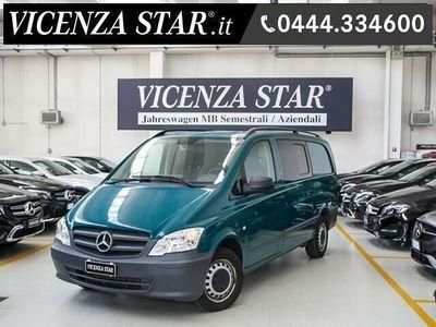 usata Mercedes Vito 2.2 113 CDI TN Mixto Vetrato Long del 2013 usata a Altavilla Vicentina