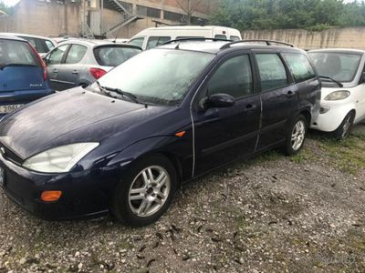brugt Ford Focus 1.8 TDCI 90cv NORD-ITALIA