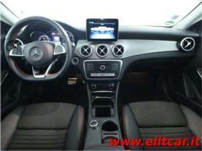 usata Mercedes CLA250 PREMIUM AUTOMATIC PACCHETTO NOTTE KED rif. 12130953