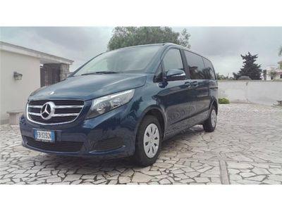 usata Mercedes V200 200