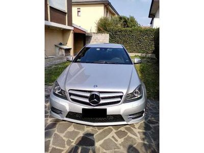 usata Mercedes C220 Coupé CDI Avantgarde 7G-Tronic