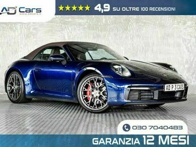 usata Porsche 911 Carrera S Cabriolet 911 (992)