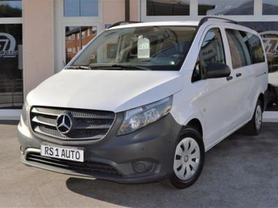 gebraucht Mercedes Vito 2.2 114 CDI PL Tourer Pro Extra-Lon