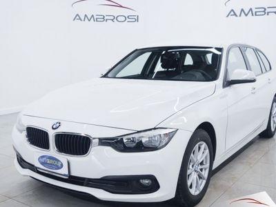 begagnad BMW 316 Touring Business Advantage aut.
