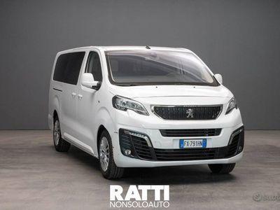 usata Peugeot Traveller 2.0 BlueHDi 180CV Business Long