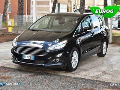 usata Ford S-MAX 2.0 tdci Titanium Business s&s 150cv 7p.ti p
