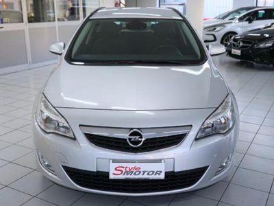 usado Opel Astra 1.7 CDTI 125CV Sports Tourer Elective