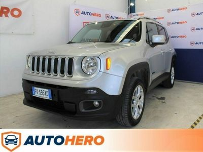 usata Jeep Renegade 2.0 Mjt 140CV 4WD Active Drive Low Limited rif. 12614819