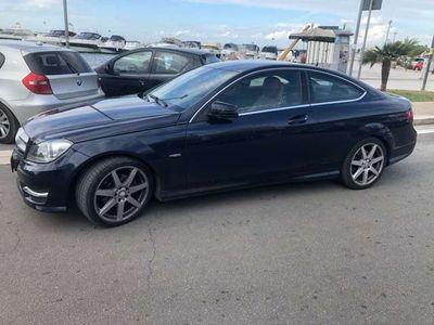 usata Mercedes C250 CDI BlueEFFICIENCY Coupé Executive