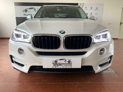 usata BMW X5 xDrive25d LED SENSORI PELLE NAVI KEYLESS CRUISE