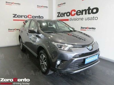 usado Toyota RAV4 Hybrid 2WD Active del 2017 usata a Roma