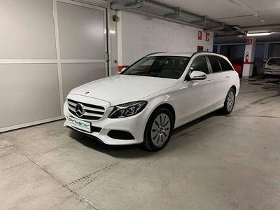 usata Mercedes C250 Classe Cd S.W. 4Matic Automatic Business Extra
