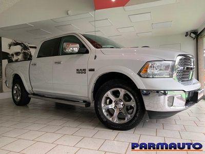 usata Dodge Ram 5.7 HEMI LARAMIE - CREW CAB 4X4 8M GPL- AUTO EU