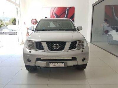usata Nissan Pathfinder Pathfinder2.5 dci LE auto