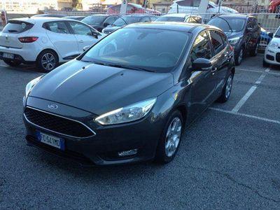 gebraucht Ford Focus 1.5 TDCi 95 CV Plus