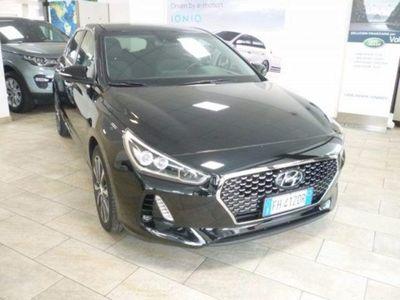 usado Hyundai i30 1.6 CRDi 110CV DCT 5 porte Style