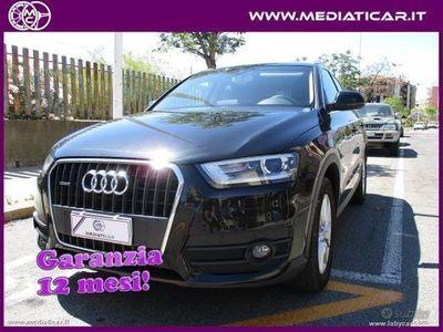 usata Audi Q3 2.0 TDI 177 CV quattro S tr. Advanced