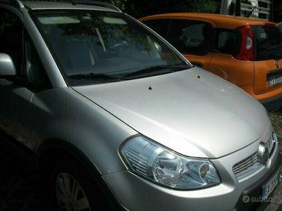 usata Fiat Sedici - 2014