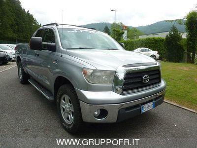 usata Toyota Tundra 5.7 4X4 doppia gabina gpl