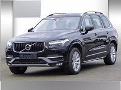 usata Volvo XC90 T5 Awd Geartronic Momentum 7sitzer Navi Led Ahk Acc